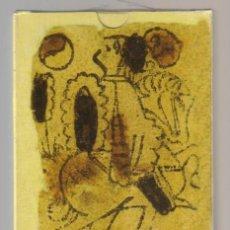Barajas de cartas: ANTIGUA BARAJA A LA MORISCA - ITALIA SIGLO XIV (1390) - PRECINTADA - CERTIFICADO COLECCION FOURNIER . Lote 119385239