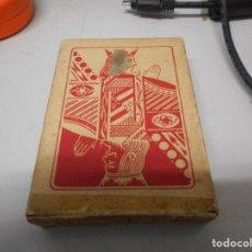 Barajas de cartas: BARAJA CARTAS POKER PUBLICIDAD PIRELLI, BUEN ESTADO. Lote 119558543