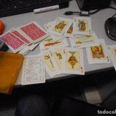Barajas de cartas: BARAJA CARTAS ESPAÑOLA FOURNIER NUEVAS EN CAJA. Lote 119563291