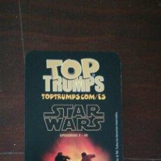 Barajas de cartas: BARAJA DE CARTAS STAR WARS* NUEVA SIN ESTRENAR *. Lote 119694336