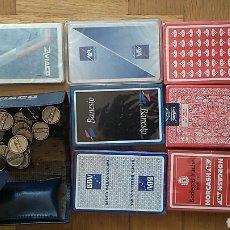 Barajas de cartas: LOTE CARTAS HERACLIO FOURNIER , SIN ABRIR. Lote 120018532