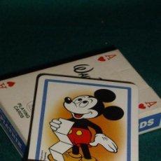 Barajas de cartas: WALT DISNEY - BARAJA DE POKER - AUSTRIACA. Lote 120152483