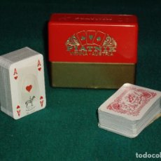 Barajas de cartas: BARAJAS DE POKER -. Lote 120152747