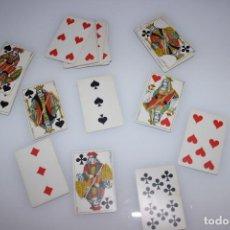 Barajas de cartas: 2 ANTIGUAS BARAJAS FRANCESAS GRIMAUD. Lote 120169415