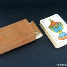 Barajas de cartas: ANTIGUA BARAJA CLASE OPACA Nº 32 VITORIA HERACLIO FOURNIER 48 CARTAS . Lote 120311563