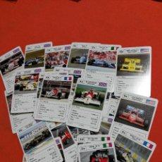 Barajas de cartas: BARAJA DE CARTAS FOURNIER F1 ALAIN PROST SENNA. Lote 124424402