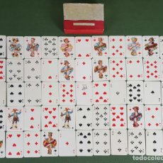 Barajas de cartas: BARAJA DE CARTAS DE MINIATURA. NAIPES. POCKER. PIATNIK. VIENNA. AUSTRIA. SIGLO XX. Lote 120533839