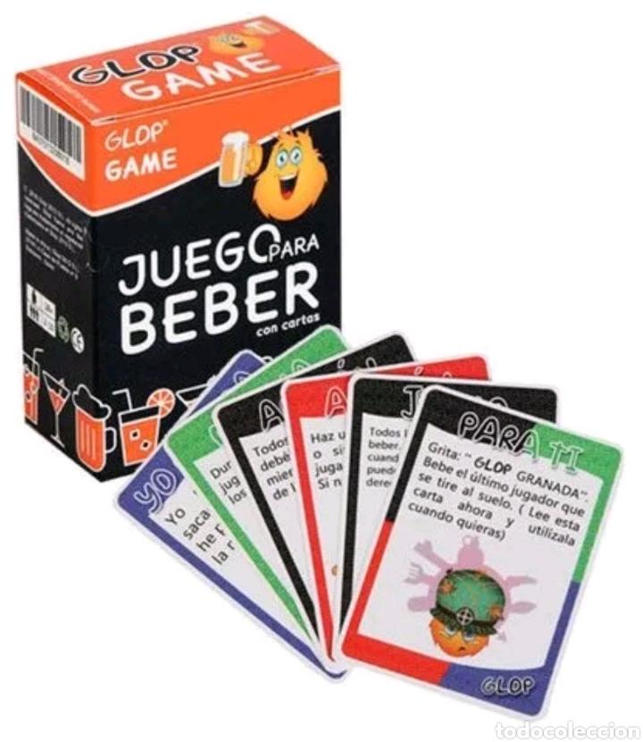 JUEGO DE CARTAS JUEGO PARA BEBER 100 CARTAS (Juguetes y Juegos - Cartas y Naipes - Otras Barajas)