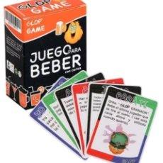 Barajas de cartas: JUEGO DE CARTAS JUEGO PARA BEBER 100 CARTAS. Lote 120838607