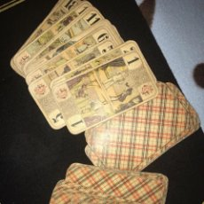 Barajas de cartas: BARAJA REPUBLICA FRANCESA AÑO 1840 TAROT COMPLETA. Lote 120912431