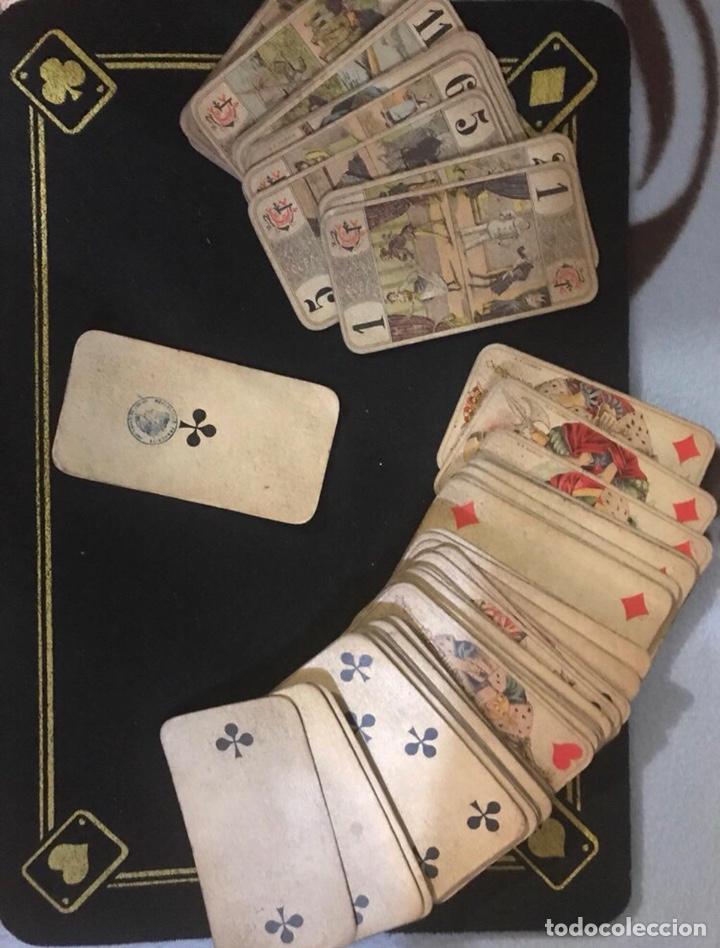 Barajas de cartas: Baraja Tarot año 1840 Tarot Completa Republica Francesa - Foto 4 - 120912431