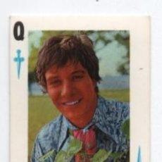 Barajas de cartas: (ALB-TC-26) CARTA NAIPE ARTISTAS CANTANTES PAUL JONES. Lote 120983231
