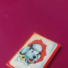 Barajas de cartas: ANTIGUA BARAJA LA PERRITA MARILIN. Lote 121088254