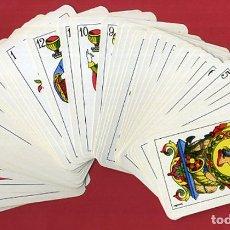 Barajas de cartas: BARAJA COMAS , 50 NAIPES Nº 40 , TIMBRE 1,50 PTAS , COMPLETA , PERFECTA , ORIGINAL , B1. Lote 121349675