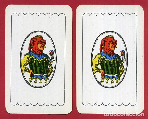 Barajas de cartas: BARAJA COMAS , 50 NAIPES Nº 40 , TIMBRE 1,50 PTAS , COMPLETA , PERFECTA , ORIGINAL , B1 - Foto 15 - 121349675