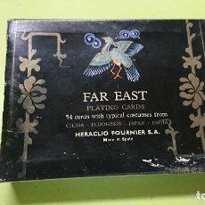 Mazzi di carte: BARAJA FAR EAST, FOURNIER . Lote 121430363