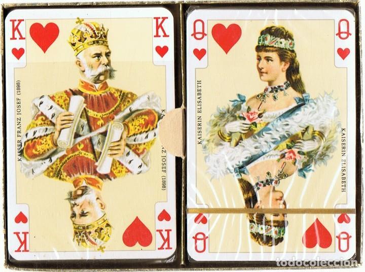 Barajas de cartas: PLAYING CARDS IMPERIAL KAISER (PRECINTADO) - Foto 2 - 121498043