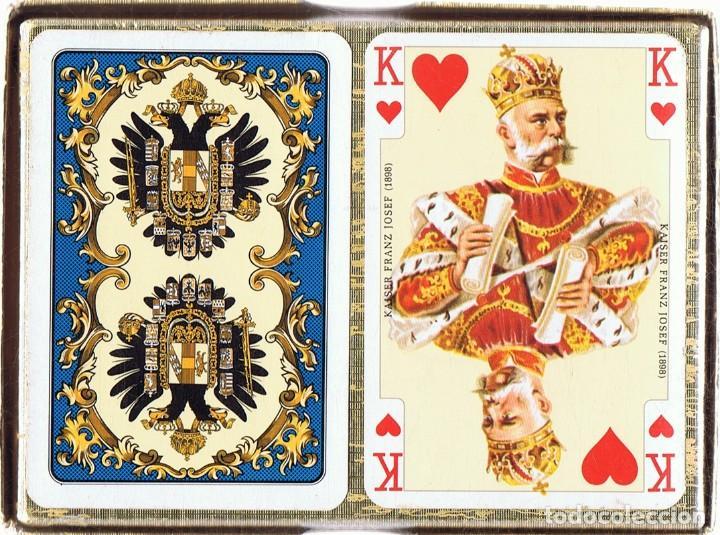Barajas de cartas: PLAYING CARDS IMPERIAL KAISER (PRECINTADO) - Foto 3 - 121498043