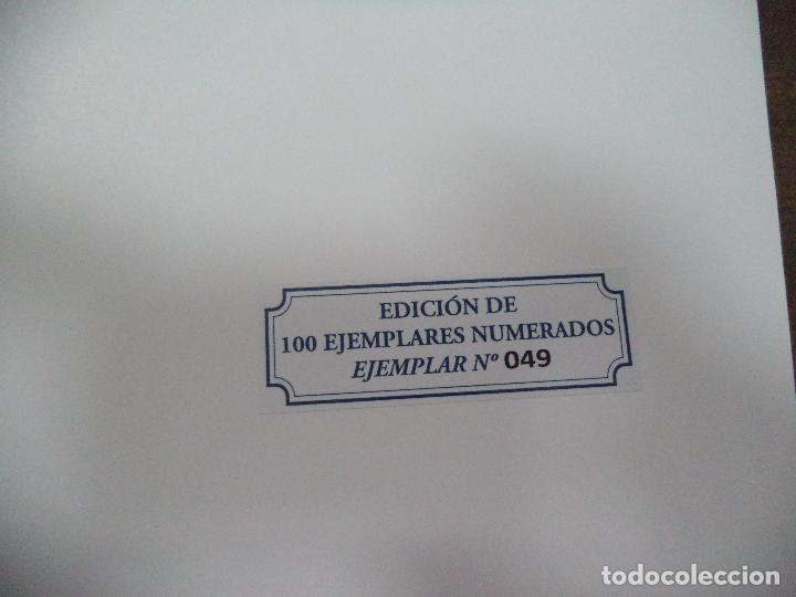 Barajas de cartas: LOS NAIPES DE CADIZ. PRIMERA EDICIÓN. EJEMPLAR Nº49 DE 100. 288 PAGS. NUEVO. 28,8 X 23,8 CM - Foto 2 - 121702527