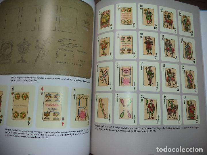 Barajas de cartas: LOS NAIPES DE CADIZ. PRIMERA EDICIÓN. EJEMPLAR Nº49 DE 100. 288 PAGS. NUEVO. 28,8 X 23,8 CM - Foto 5 - 121702527