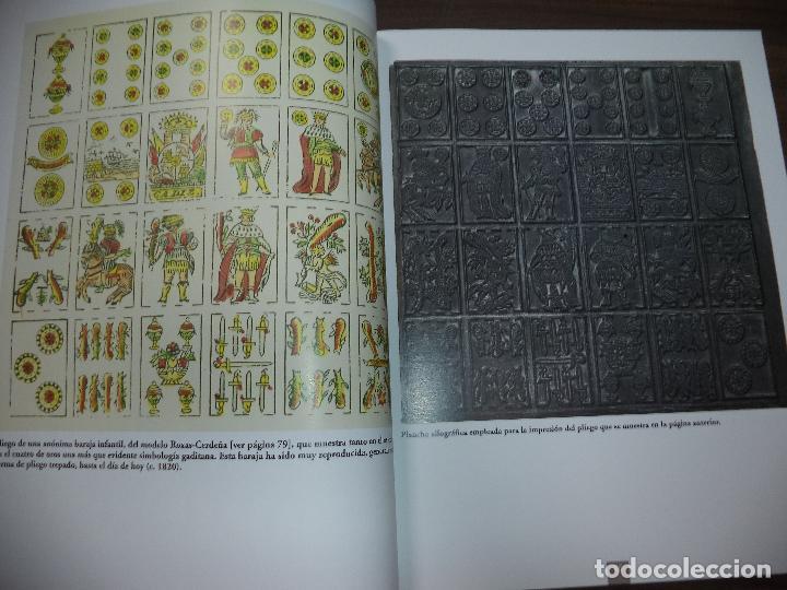 Barajas de cartas: LOS NAIPES DE CADIZ. PRIMERA EDICIÓN. EJEMPLAR Nº46 DE 100. 288 PAGS. NUEVO. 28,8 X 23,8 CM - Foto 4 - 121702611