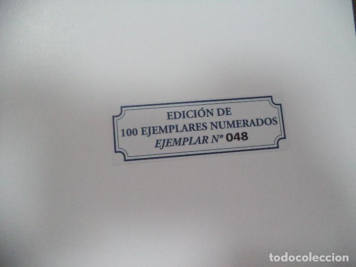 Barajas de cartas: LOS NAIPES DE CADIZ. PRIMERA EDICIÓN. EJEMPLAR Nº48 DE 100. 288 PAGS. NUEVO. 28,8 X 23,8 CM - Foto 2 - 121702699