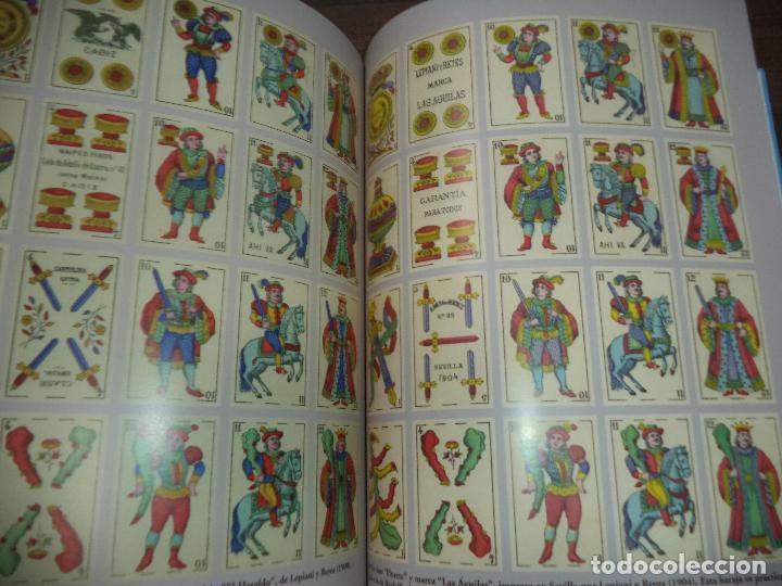 Barajas de cartas: LOS NAIPES DE CADIZ. PRIMERA EDICIÓN. EJEMPLAR Nº48 DE 100. 288 PAGS. NUEVO. 28,8 X 23,8 CM - Foto 5 - 121702699
