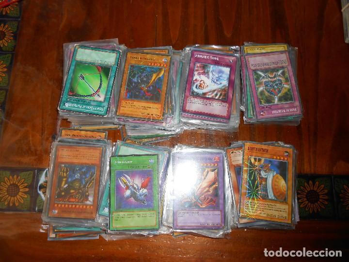MAS DE 350 CARTAS DE YUGI OH (Juguetes y Juegos - Cartas y Naipes - Otras Barajas)