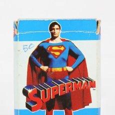 Barajas de cartas: BARAJA DE CARTAS INFANTIL - SUPERMAN - EDITOR FOURNIER - 32 CARTAS - COMPLETA. Lote 121997119