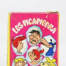 Barajas de cartas: BARAJA DE CARTAS INFANTIL - LOS PICAPIEDRAS - EDIT COMAS - 42 CARTAS - COMPLETA. Lote 121997259