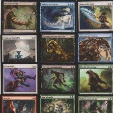 Barajas de cartas: 15 CARTAS MAGIC THE GATHERING MTG ESPAÑOL SPANISH CARD NAIPE LOTE 2. Lote 122228383