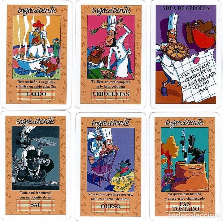 Barajas de cartas: EL JUEGO DEL RICO RICO-KARLOS ARGUIÑANO-ASEGARCE-MENÚ CON FUNDAMENTO- FOURNIER-NUEVO A DESPRECINTAR - Foto 14 - 130481122