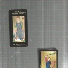 Barajas de cartas: TAROT VISCONTI. Lote 122695011