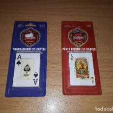 Barajas de cartas: BARAJAS DE POKER. Lote 122702251