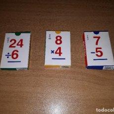 Barajas de cartas: BARAJAS DE CARTAS. Lote 122703259