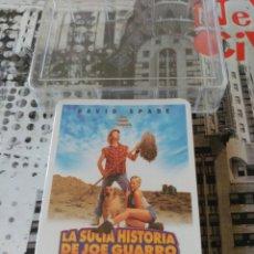 Barajas de cartas: BARAJA POKER PELICULA LA SUCIA HISTORIA DE JOE GUARRO CARTAS NAIPES.. Lote 123346650