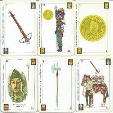 Barajas de cartas: BARAJA ESPAÑOLA DE LA LEGION-AÑO 2001. Lote 123510999