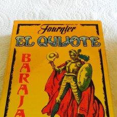 Barajas de cartas: BARAJA EL QUIJOTE. Lote 123605604