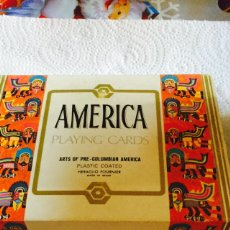 Barajas de cartas: BARAJA AMERICANA. Lote 123608072