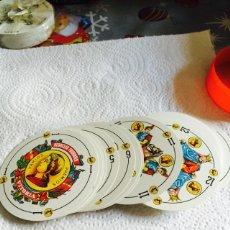 Barajas de cartas: BARAJA REDONDA ESPAÑOLA. Lote 123621604