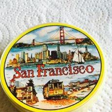 Barajas de cartas: BARAJA REDONDA SOUVENIR SAN FRANCISCO. Lote 123623131