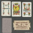 Barajas de cartas: BARAJA LA YEGUA, DOS MUNDOS, LA HISPANO AMERICANA DE 1945, 40 CARTAS SIN ESTRENAR.. Lote 130356724