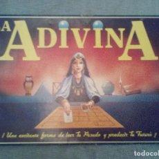 Barajas de cartas: JUEGO DE ADIVINACION DE FALOMIR 1990. Lote 124150851