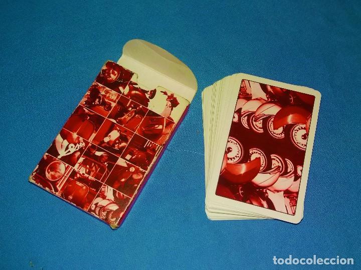 Barajas de cartas: BARAJA DE CARTAS NAIPES DE LA VESPA ORIGINAL - Foto 2 - 124312331