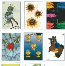 Barajas de cartas: BARAJA ESPAÑOLA DEL ARTE DE ROTOR-AÑO 2000. Lote 125861803