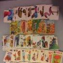 Barajas de cartas: LOTE DE NAIPES AÑOS 80. Lote 125293594