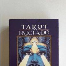 Barajas de cartas: TAROT DEL INICIADO- ORBIS FABBRI, COMO NUEVAS _MA. Lote 125881115
