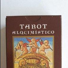 Barajas de cartas: TAROT ALQUIMISTICO- ORBIS FABBRI, COMO NUEVAS _MA. Lote 125881243