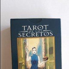 Barajas de cartas: TAROT DE LOS SECRETOS- ORBIS FABBRI, COMO NUEVAS _MA. Lote 125881371