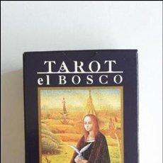 Barajas de cartas: TAROT EL BOSCO- ORBIS FABBRI, COMO NUEVAS _MA. Lote 125882215